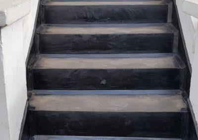 step waterproofing in london