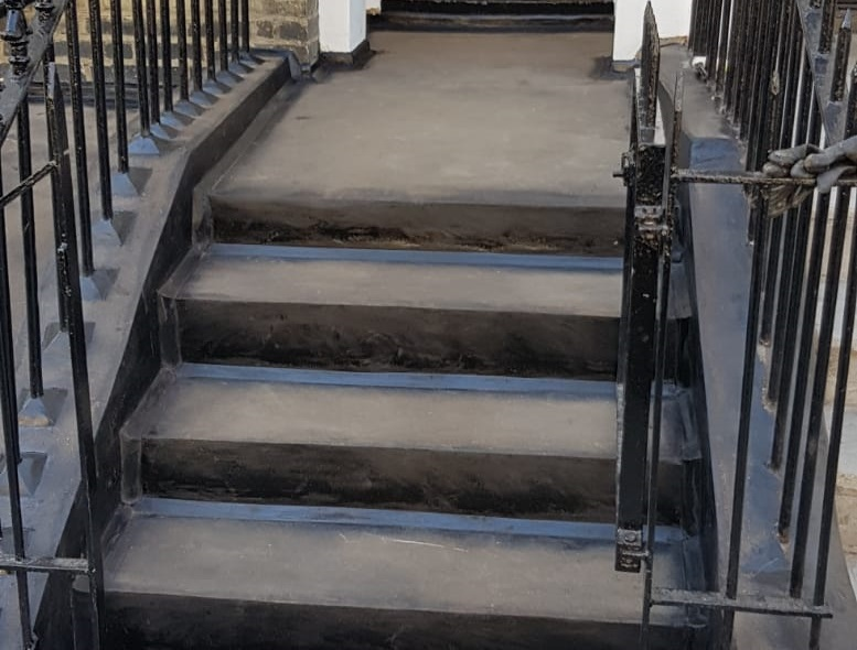 walkway waterproofing in london