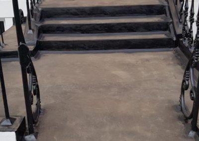 waterproofing for walkways and roof terraces in london